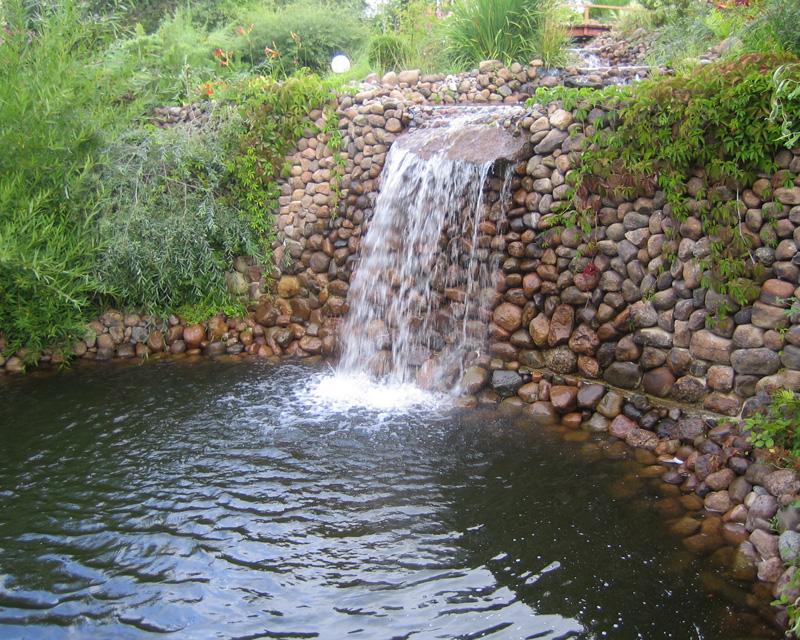 Как сделать искусственный водоем своими руками iStroy